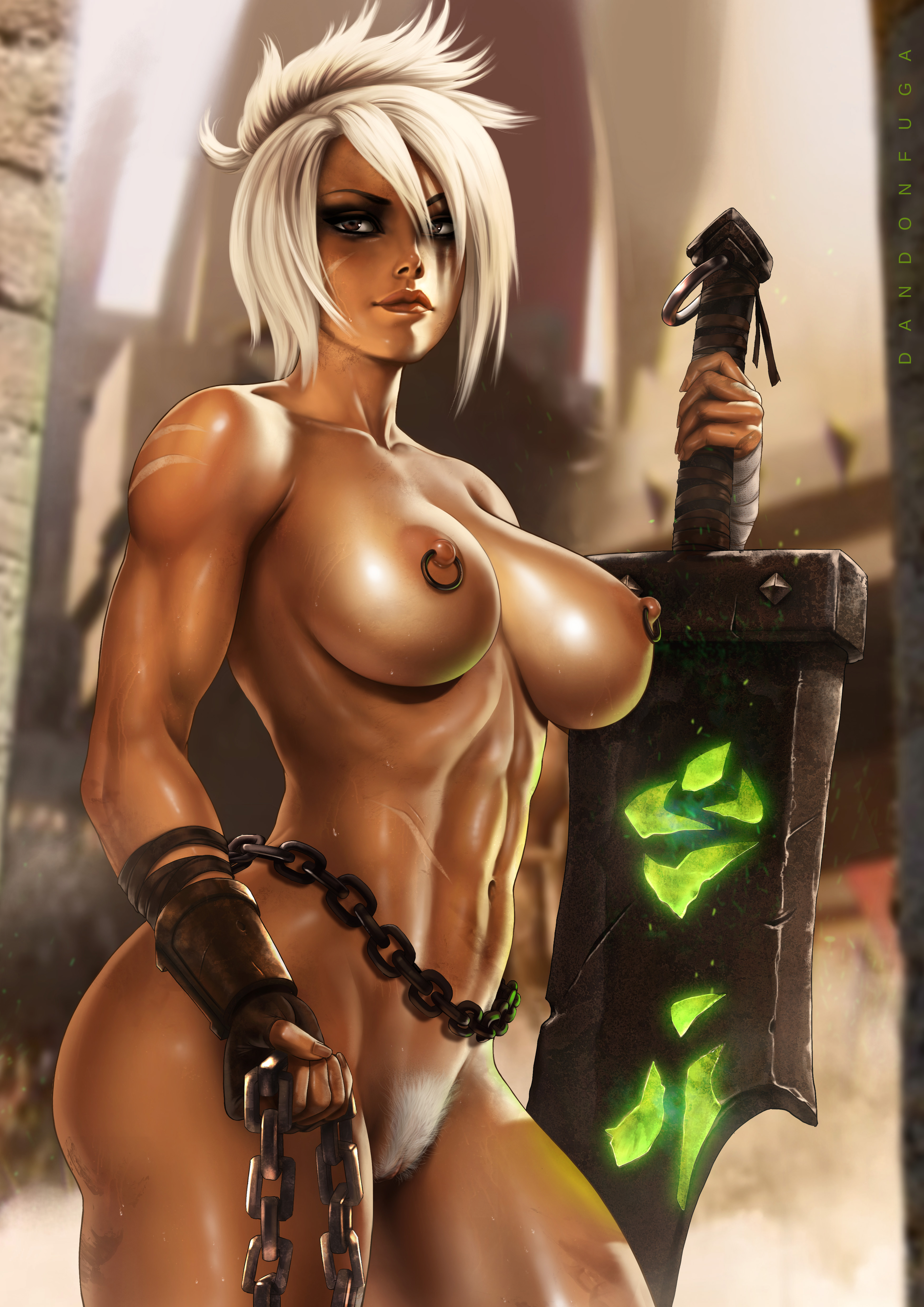 3005437 - Dandon_Fuga League_of_Legends Riven