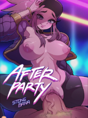 COMIC – After Party-Strong Bana (English)