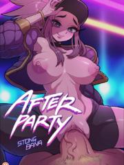 COMIC – After Party-Strong Bana (English)