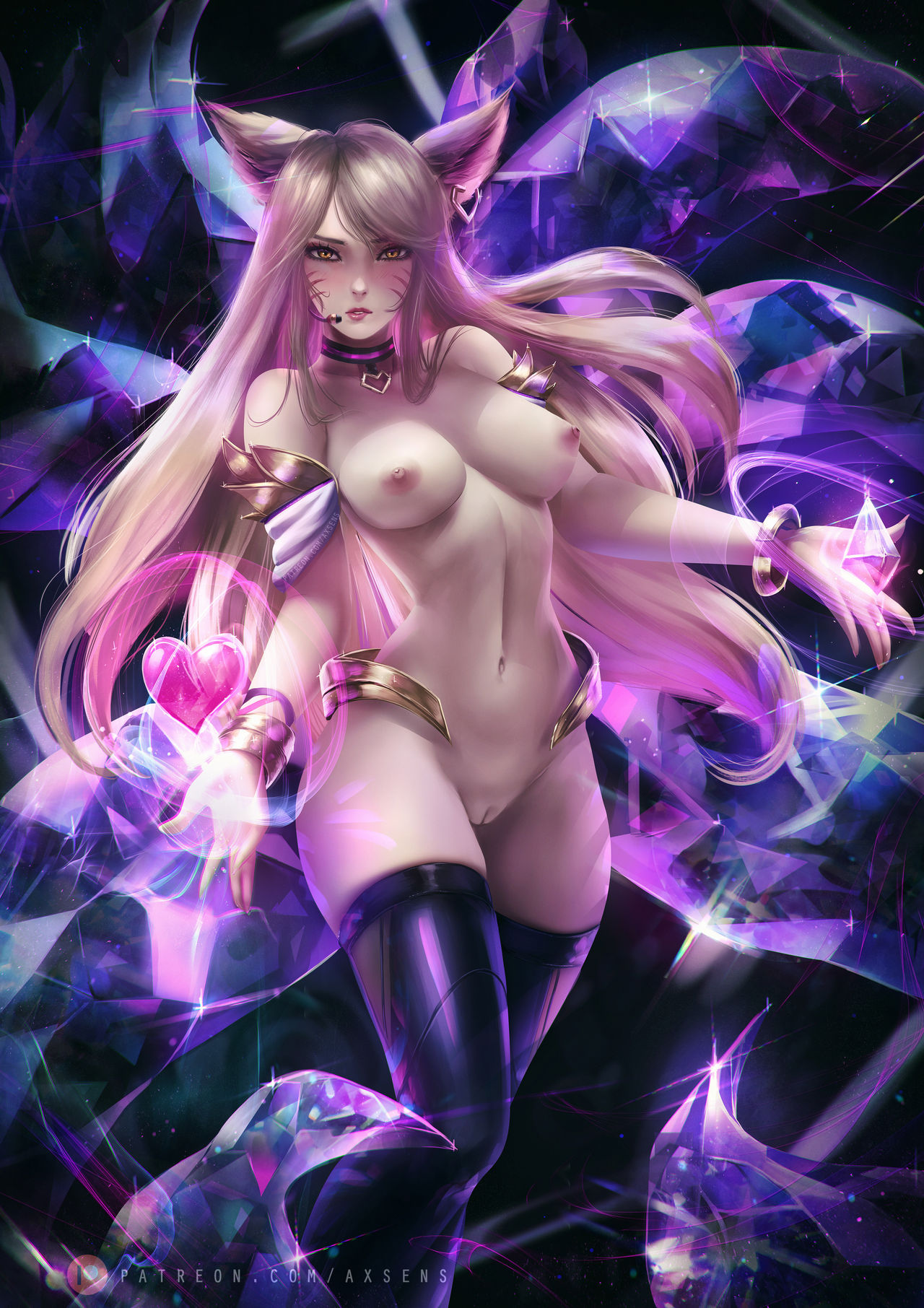 3151431 - Ahri Axsens KDA League_of_Legends