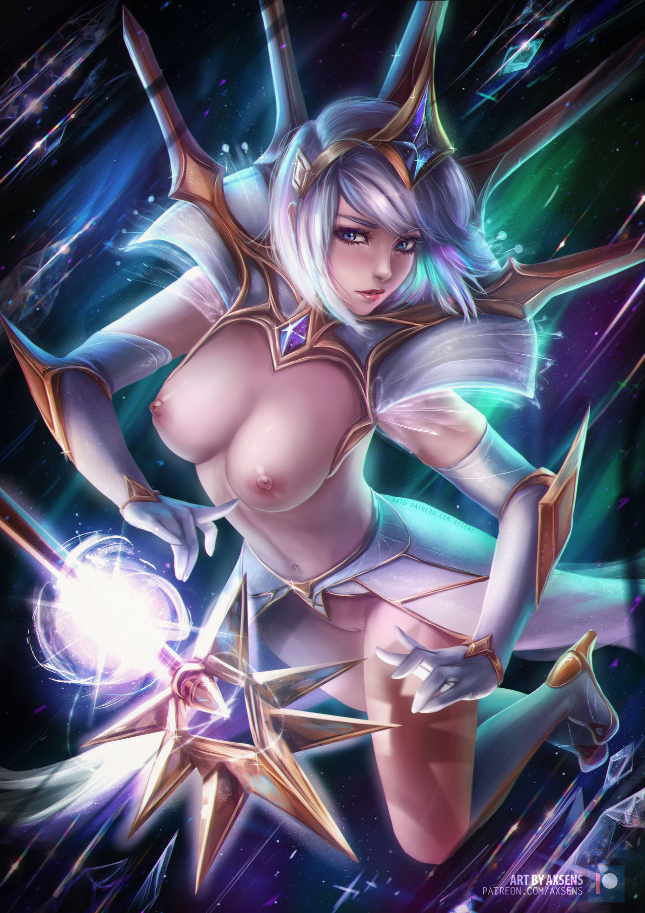 3151456 - Axsens League_of_Legends Luxanna_Crownguard