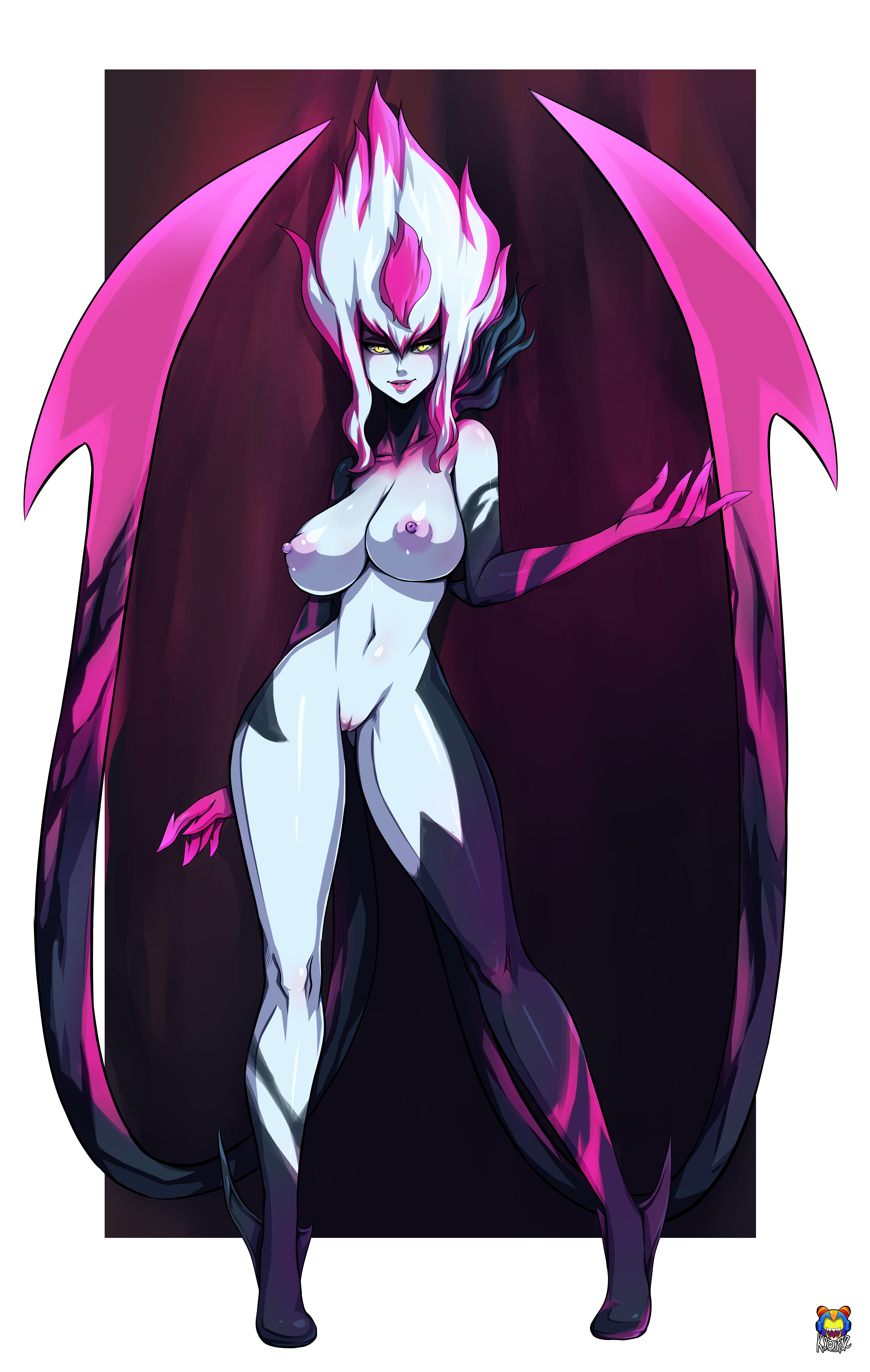 3247944 - Evelynn Kyoffie League_of_Legends