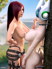 Katarina and Sona