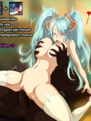 Lucian and Sona