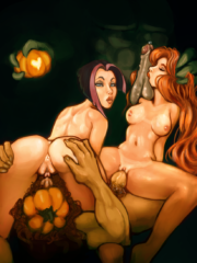 Fiora and Miss Fortune