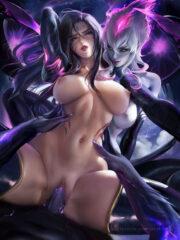 Evelynn and Kai'Sa