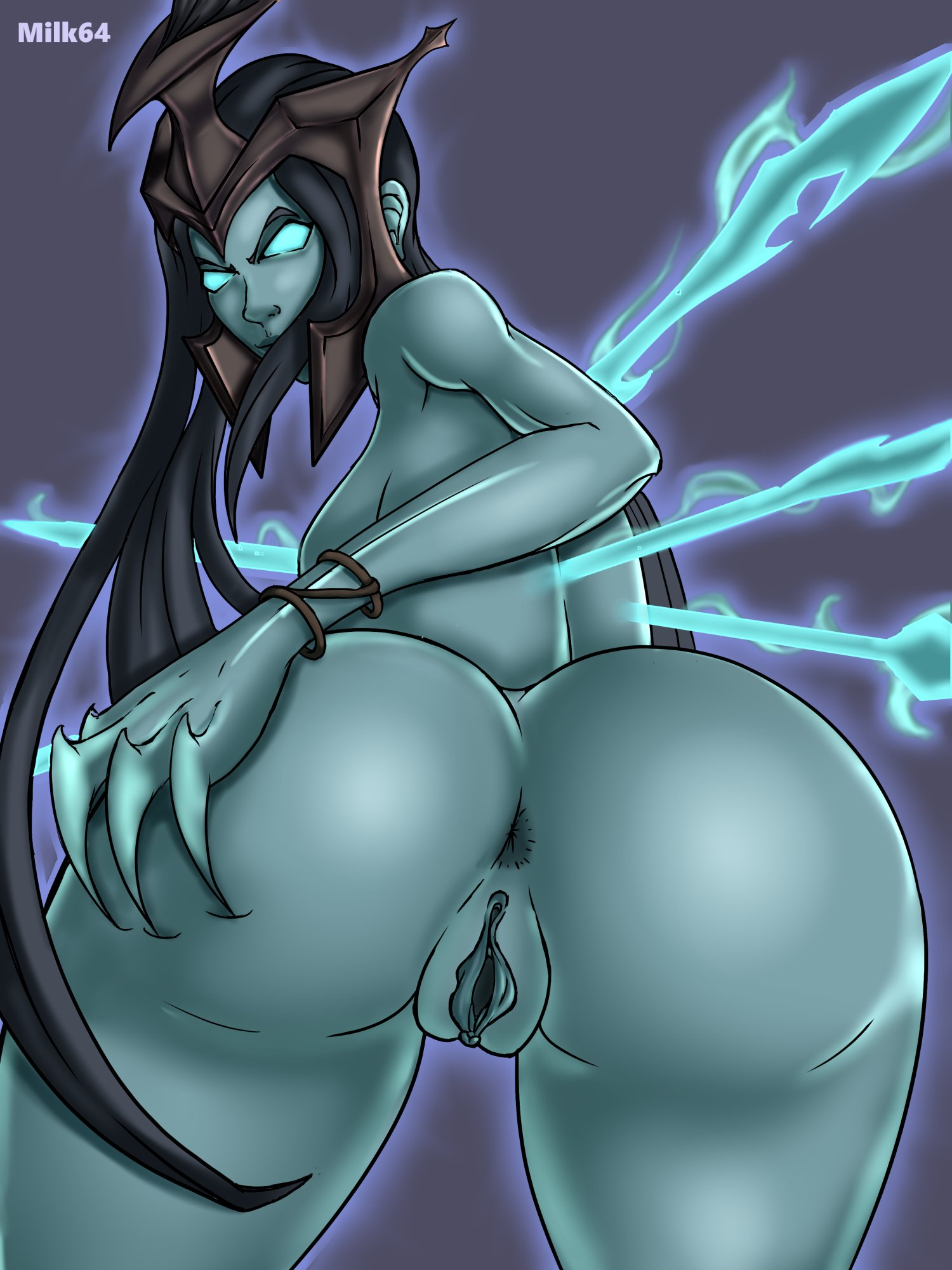 3680230 - Kalista League_of_Legends Milk64