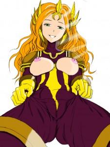 Leona cute tits -vol.2