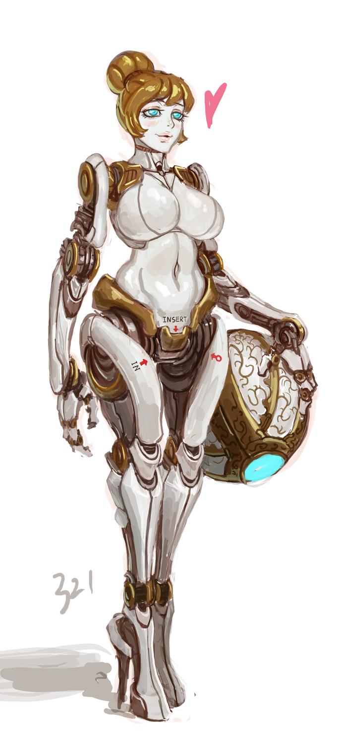Orianna,cute boobs