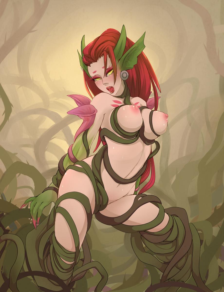 Zyra,perfect nipples
