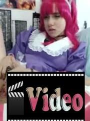 Annie cosplayer porn video
