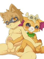 Gnar and Kennen