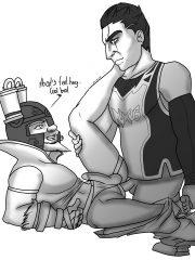 Darius and Olaf
