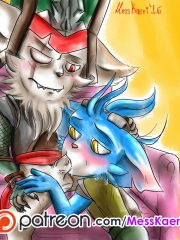 Kled and Rumble