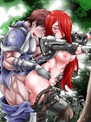 Katarina and Shen