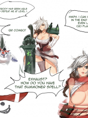 Riven and Rumble