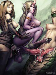 Cassiopeia, Lux and Soraka