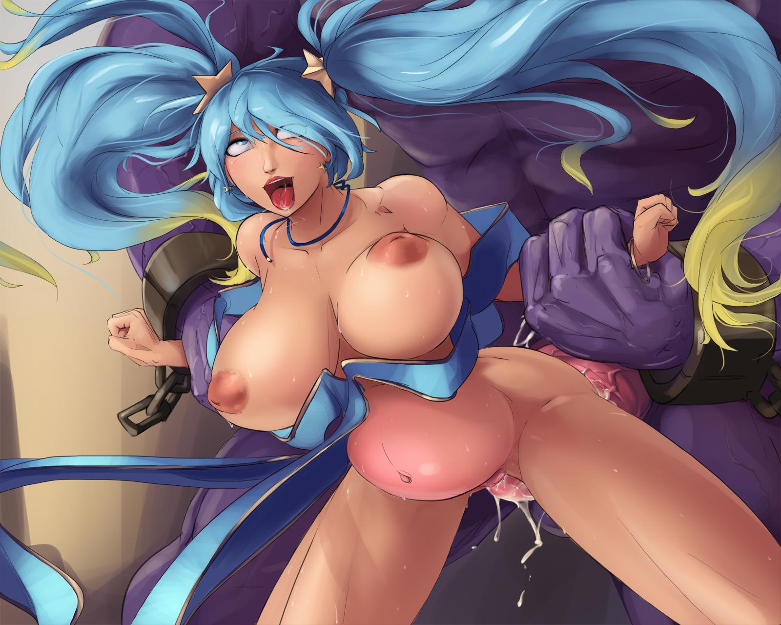 Alistar Porn alistar and sona | league of legends hentai - lol