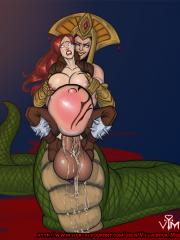 Cassiopeia and Katarina