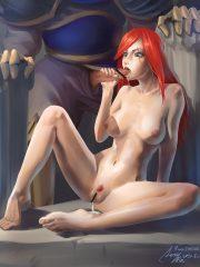 Garen and Katarina