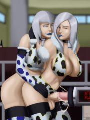 Ashe and Sejuani