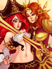 Leona and Miss Fortune