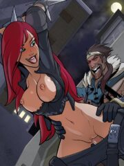 Draven and Katarina