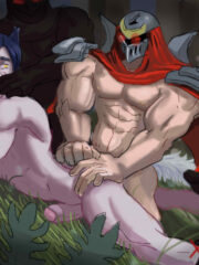 Ahri and Zed