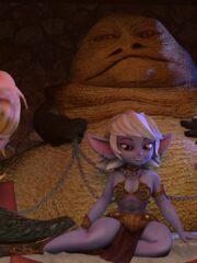 Lulu, Poppy and Tristana